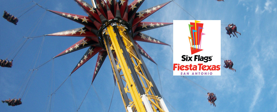 Package deals for six flags over texas